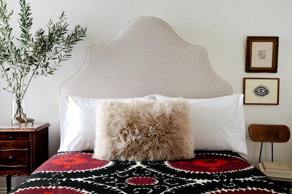 Suzani-bedding