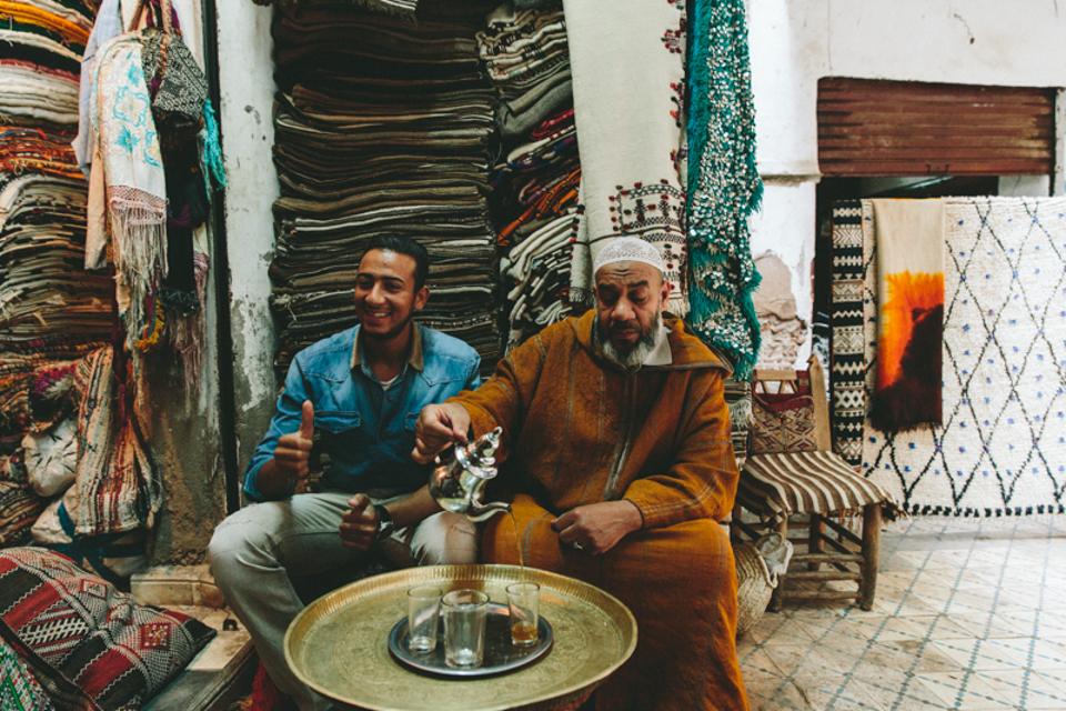 The Stories And Secrets Of Morocco S Rugs